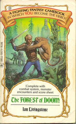 The Forest of Doom by Ian Livingstone