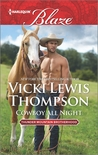 Cowboy All Night (Thunder Mountain Brotherhood, #5)