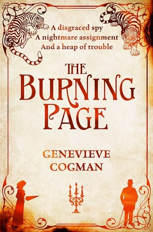 The Burning Page (The Invisible Library, #3)