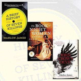 Marlon James Collection 3 Books (A Brief History of Seven Killings