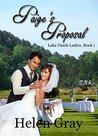 Paige's Proposal  (Lake Ozark Ladies #1)