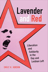 Lavender and Red by Emily K. Hobson