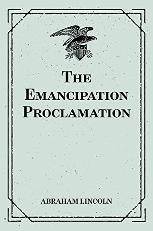 a discussion on the emancipation proclamation In this lesson, we will discuss the background of the civil war and the role of  slavery we will then define the emancipation proclamation.