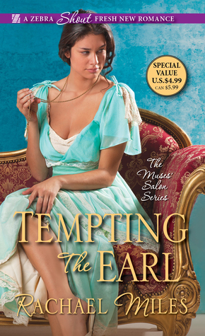 Tempting the Earl (The Muses' Salon, #3)