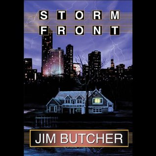 Storm Front by Jim Butcher