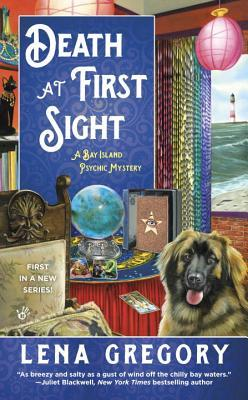 Death at First Sight (Bay Island Psychic Mystery #1)