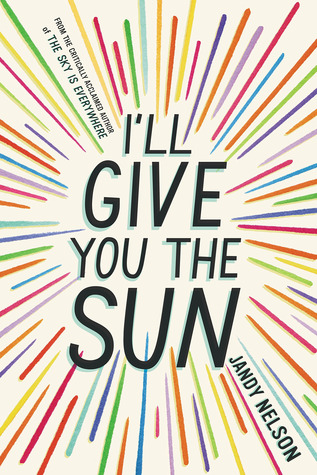 I'll Give You The Sun book cover