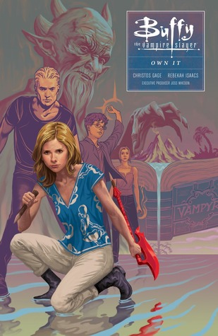 Buffy the Vampire Slayer: Own It (Season 10, #6)