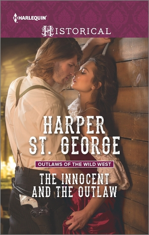 The Innocent and the Outlaw (Outlaws of the Wild West #1)
