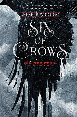 Image result for Six of Crows by Leigh Bardugo