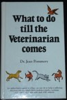 What to do Till the Veterinarian Comes