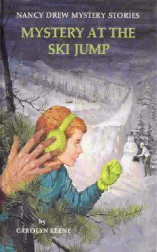 Mystery at the Ski Jump by Carolyn Keene