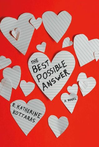 The Best Possible Answer by E Katherine Kottaras | November New Release Books