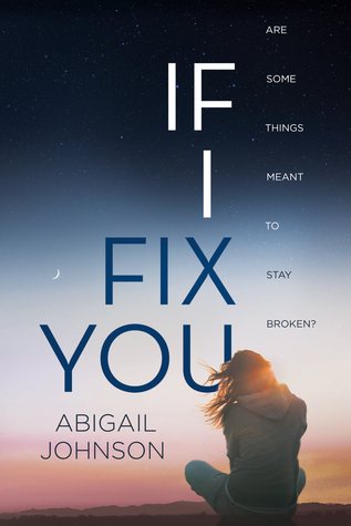 Image result for if i fix you abigail johnson
