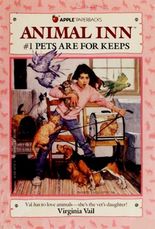 Pets are for Keeps by Virginia Vail