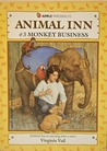 Monkey Business (Animal Inn Series, #3)