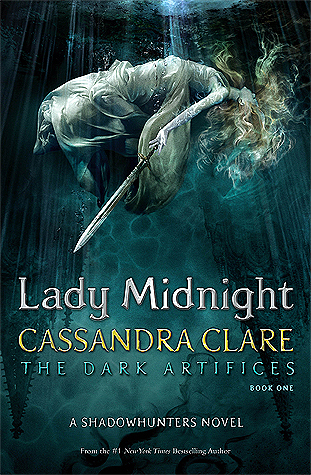 Cassandra Clare: The Dark Artifices series