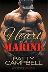 Heart of a Marine (The Wounded Warrior Series Book 1)