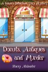 Donuts, Antiques and Murder (Bakery Detectives #2)