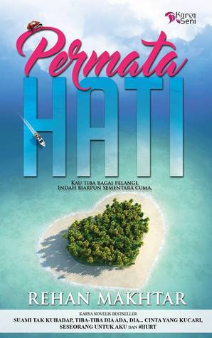 Image result for novel permata hati rehan makhtar