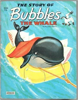 The Story of Bubbles the Whale