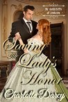 Saving the Lady's Honor (The Montcrieffs of Castleton #5)