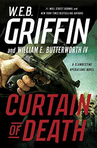 Curtain of Death (Clandestine Operations, #3)