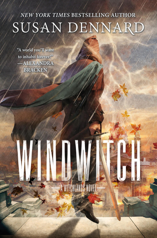 Windwitch (The Witchlands, #2) cover image