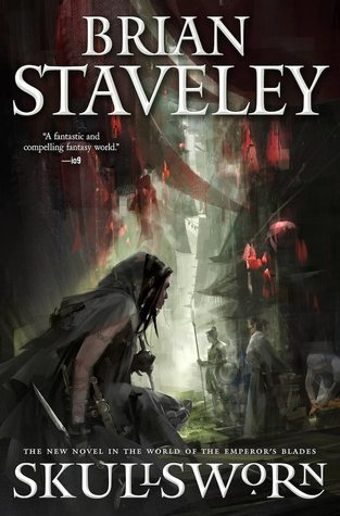 "Click Here To Order ""Skullsworn"" by Brian Staveley!!!"