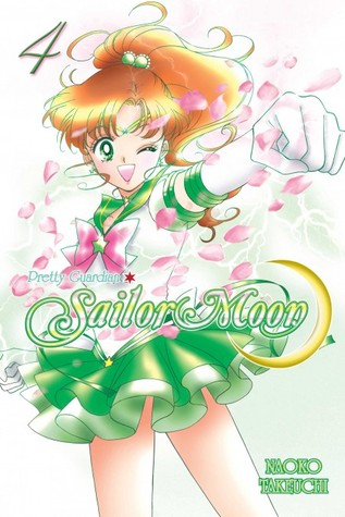Pretty Guardian Sailor Moon, Vol. 4 by Naoko Takeuchi