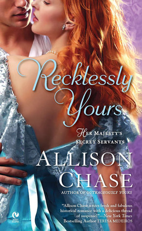 Recklessly Yours by Allison Chase