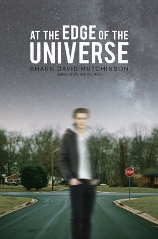 Image result for at the edge of the universe shaun david hutchinson