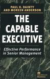 The Capable Executive: Effective Performance In Senior Management