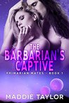 The Barbarian's Captive (Primarian Mates, #1)