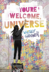 Cover of You're Welcome, Universe