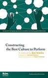Constructing the Best Culture to Perform: A manual by Bob Waisfisz based on research by Geert Hofstede