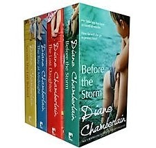 Diane Chamberlain Collection: 4 Book Set (The Lost Daughter, Before the Storm, Secrets She Left Behind, The Bay at Midnight)