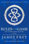 Cover of Rules of the Game (Endgame, #3)