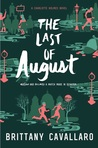 Cover of The Last of August (Charlotte Holmes #2)