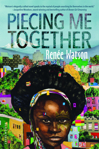 Image result for piecing me together renee watson