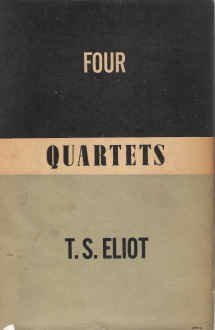 the essay four quartets First four volumes of order and history, and then the later long essays including   references to poem, movement, and line numbers in the four quartets will be.
