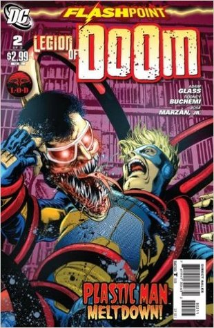 Flashpoint: Legion of Doom #2