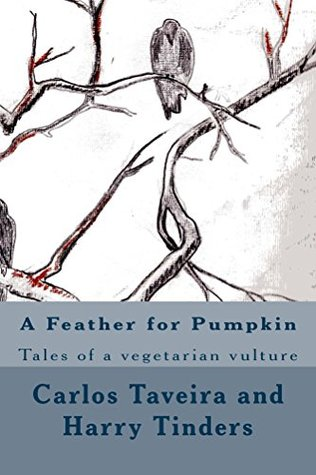 A Feather for Pumpkin: Tales of a vegetarian vulture (The Brook Farm Chronicles Book 1)