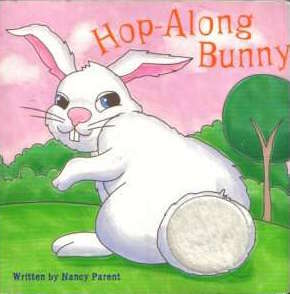 Hop-along Bunny (Fun to Touch!)