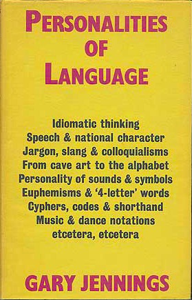 Personalities of Language
