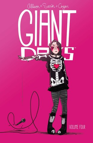 Giant Days, Vol. 4 (Giant Days, #4)
