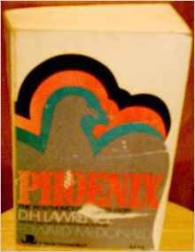 Phoenix 1: The Posthumous Papers of D. H. Lawrence