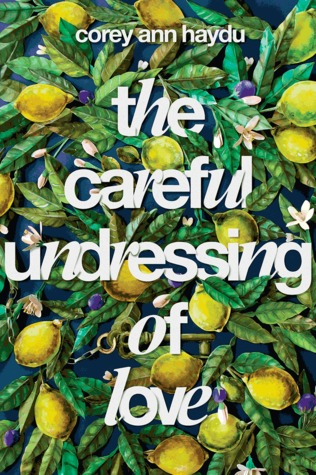Bildresultat för The Careful Undressing of Love by Corey Ann Haydu