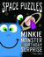 Space Puzzles: Minkie Monster and the Birthday Surprise