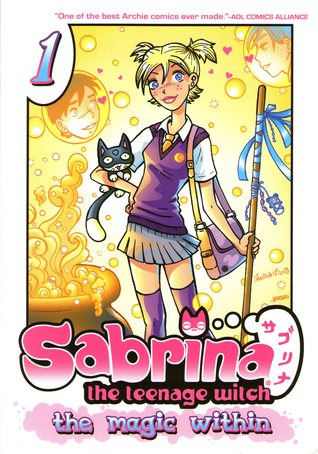 Image result for sabrina the teenage witch book 1